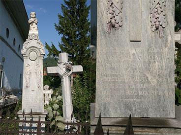 Monumentul lui Constantin Sibiceanu